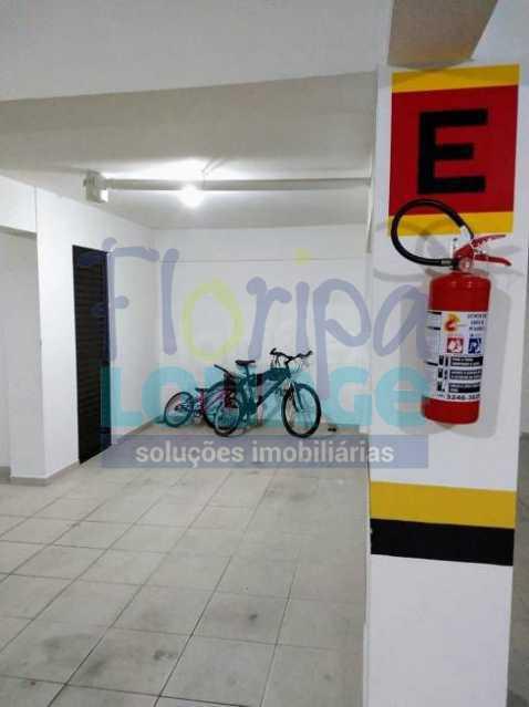 GARAGEM  - Excelente apartamento a venda, com 2 quartos, semi mobiliado, no bairro Saco dos Limões. - SDL2AP2199 - 17
