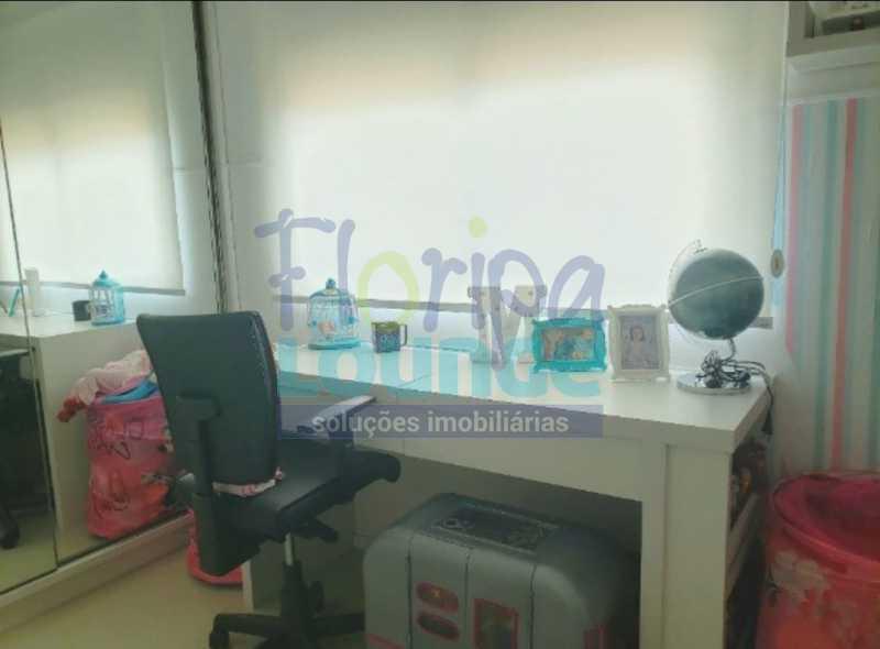 DORMITÓRIO - Excelente apartamento a venda, com 2 quartos, semi mobiliado, no bairro Saco dos Limões. - SDL2AP2199 - 12