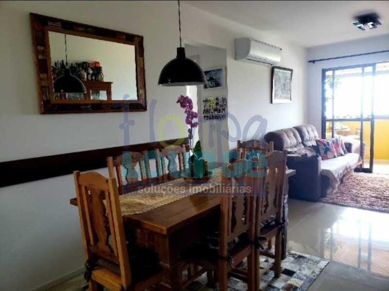 SALA - Excelente apartamento a venda, com 2 quartos, semi mobiliado, no bairro Saco dos Limões. - SDL2AP2199 - 6