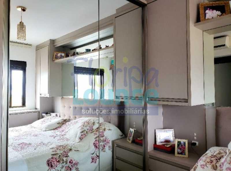 DORMITÓRIO - Excelente apartamento a venda, com 2 quartos, semi mobiliado, no bairro Saco dos Limões. - SDL2AP2199 - 27