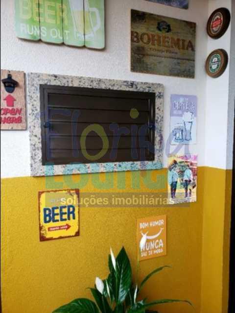 CHURRASQUEIRA - Excelente apartamento a venda, com 2 quartos, semi mobiliado, no bairro Saco dos Limões. - SDL2AP2199 - 22