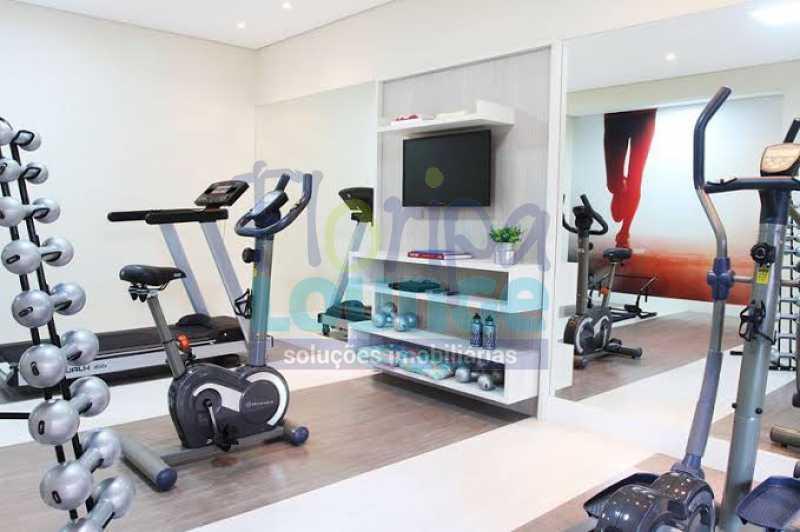 FITNESS - Apartamento 3 quartos à venda Itacorubi, Florianópolis - R$ 949.777 - ITA3AP2053 - 22