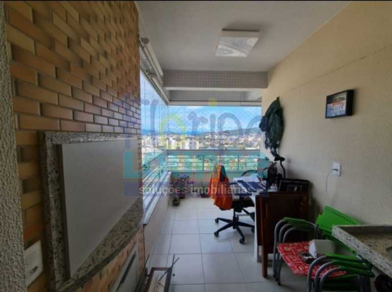 VARANDA - Apartamento 3 quartos à venda Itacorubi, Florianópolis - R$ 949.777 - ITA3AP2053 - 4
