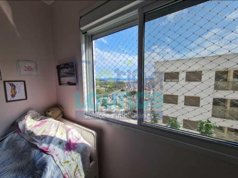 DORMITÓRIO - Apartamento 3 quartos à venda Itacorubi, Florianópolis - R$ 949.777 - ITA3AP2053 - 16