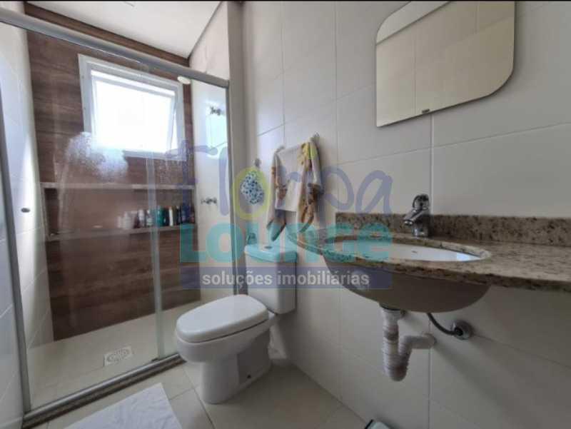 BANHEIRO - Apartamento 3 quartos à venda Itacorubi, Florianópolis - R$ 949.777 - ITA3AP2053 - 18