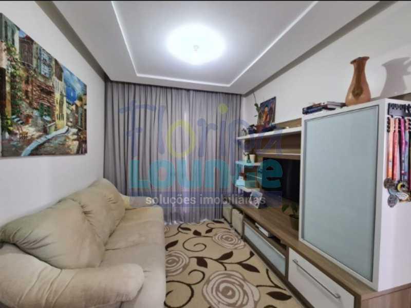 SALA - Apartamento 3 quartos à venda Itacorubi, Florianópolis - R$ 949.777 - ITA3AP2053 - 1