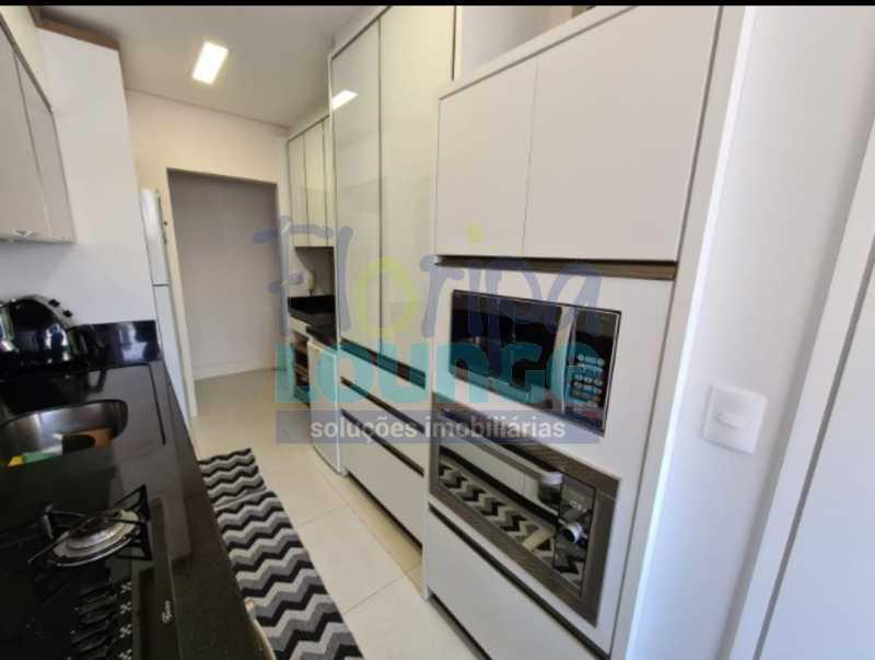COZINHA - Apartamento 3 quartos à venda Itacorubi, Florianópolis - R$ 949.777 - ITA3AP2053 - 21