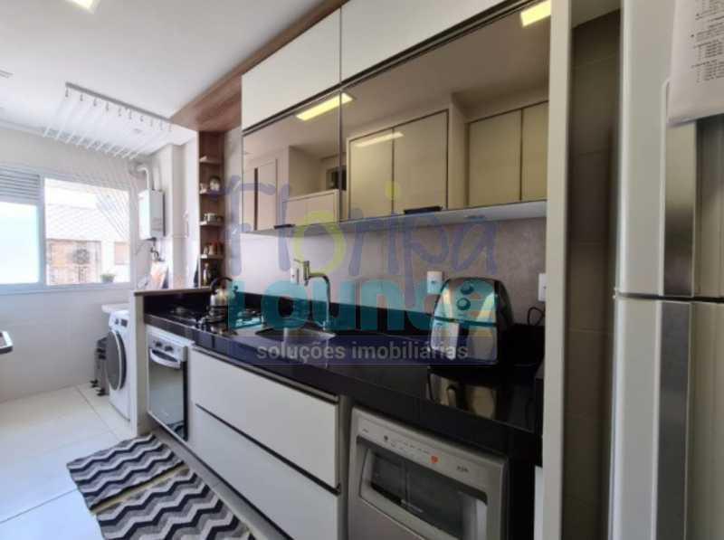 COZINHA - Apartamento 3 quartos à venda Itacorubi, Florianópolis - R$ 949.777 - ITA3AP2053 - 20