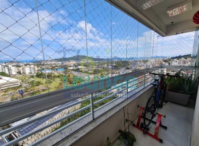 VARANDA - Apartamento 3 quartos à venda Itacorubi, Florianópolis - R$ 949.777 - ITA3AP2053 - 3