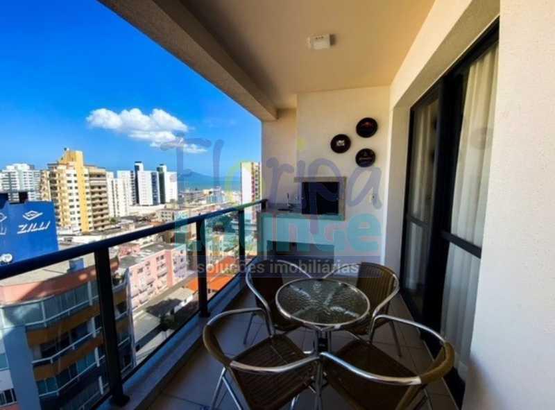 SACADA - Excelente Apto , andar alto com vista panorâmica , com 3 quartos sendo 1 suite e 3 banheiros. - KOB3AP2272 - 3