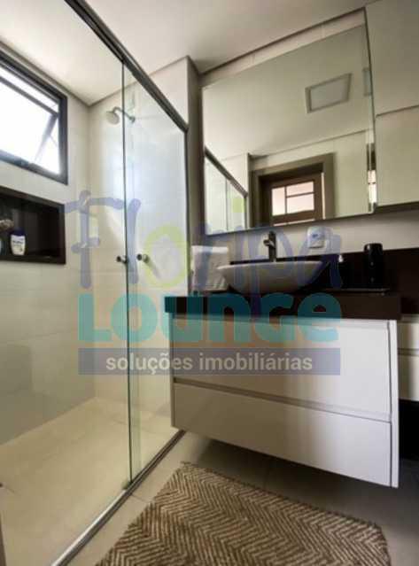 BANHEIRO - Excelente Apto , andar alto com vista panorâmica , com 3 quartos sendo 1 suite e 3 banheiros. - KOB3AP2272 - 10
