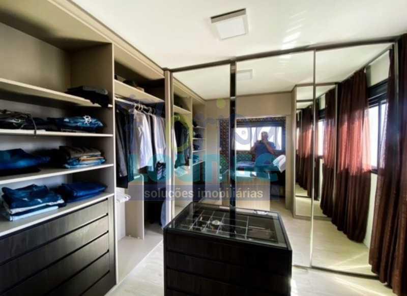 CLOSED - Excelente Apto , andar alto com vista panorâmica , com 3 quartos sendo 1 suite e 3 banheiros. - KOB3AP2272 - 7