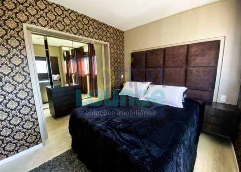 SUÍTE - Excelente Apto , andar alto com vista panorâmica , com 3 quartos sendo 1 suite e 3 banheiros. - KOB3AP2272 - 6