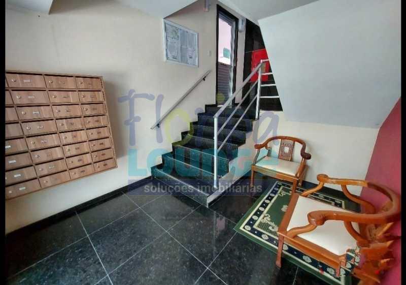 HALL - Apartamento iluminado e bem arejado,2 Dormitórios no itacorubi. - ITA2AP2275 - 13