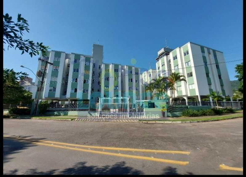 FACHADA - Apartamento iluminado e bem arejado,2 Dormitórios no itacorubi. - ITA2AP2275 - 14