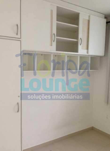 COZINHA - Apartamento iluminado e bem arejado,2 Dormitórios no itacorubi. - ITA2AP2275 - 8