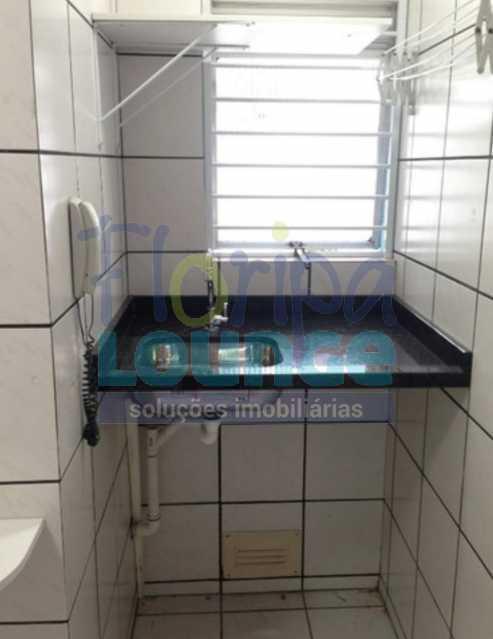 ÁREA DE SERVIÇO - Apartamento iluminado e bem arejado,2 Dormitórios no itacorubi. - ITA2AP2275 - 10