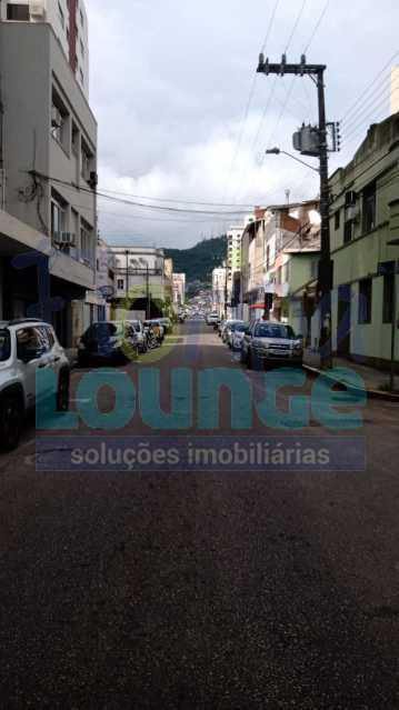 vista da rua - Apartamento no centro, com dois dormitórios, - CEN2AP 2036 - 6