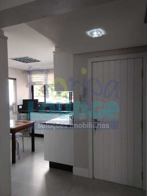 Cozinha Integrada - Apartamento lindo mobiliado na agronômica com 3 dormitórios - AGR3AP2037 - 11