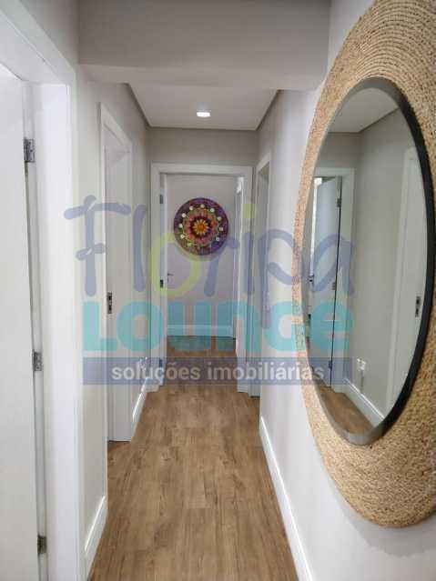 Espaço Íntimo - Apartamento lindo mobiliado na agronômica com 3 dormitórios - AGR3AP2037 - 13