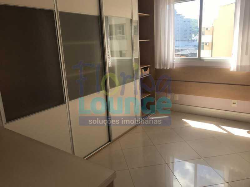 Dormitório 2 - Apartamento À venda no bairro Agronômica em Florianópolis, com 3 quartos - AGR3AP 2042 - 13