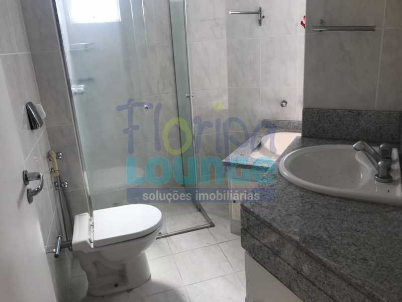 Banheiro da Suíte - Apartamento À venda no bairro Agronômica em Florianópolis, com 3 quartos - AGR3AP 2042 - 12