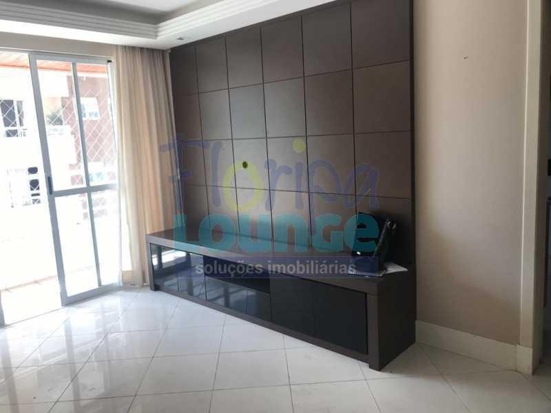 Sala - Apartamento À venda no bairro Agronômica em Florianópolis, com 3 quartos - AGR3AP 2042 - 3