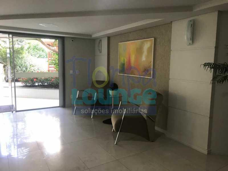 Hall de entrada - Apartamento À venda no bairro Agronômica em Florianópolis, com 3 quartos - AGR3AP 2042 - 19