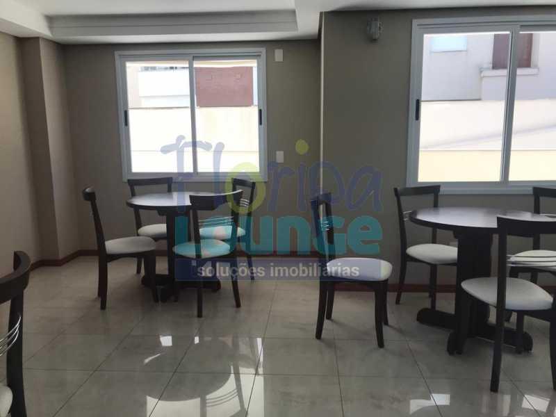 Salaõ de Festas - Apartamento À venda no bairro Agronômica em Florianópolis, com 3 quartos - AGR3AP 2042 - 20
