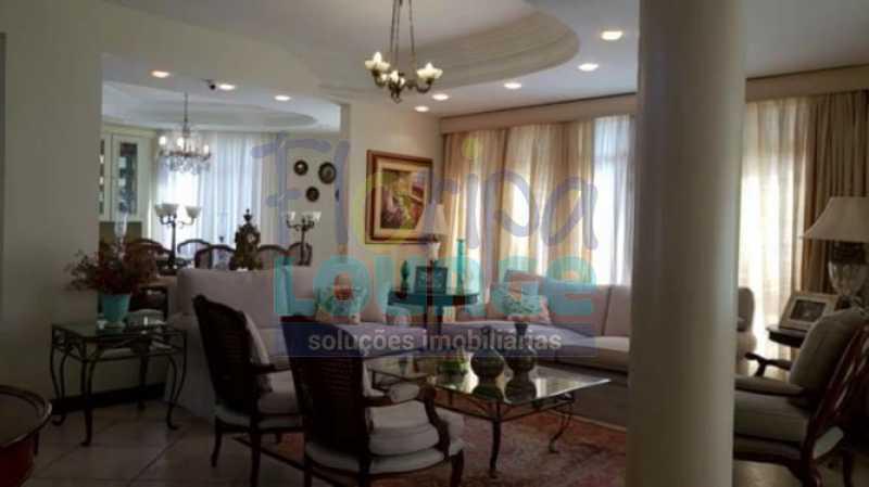 Sala de Jantar - Belíssima Mansão Mobiliada com 05 Suítes em Jurerê, Florianópolis! - JUI5C2047 - 8