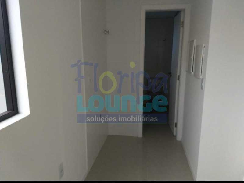 Banheiro - Sala Comercial no Centro de Florianópolis - CENS2048 - 6