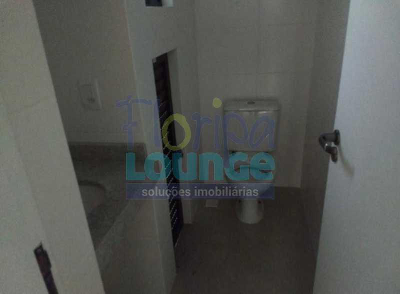 Mini Cozinha  - Sala Comercial no Centro de Florianópolis - CENS2048 - 7