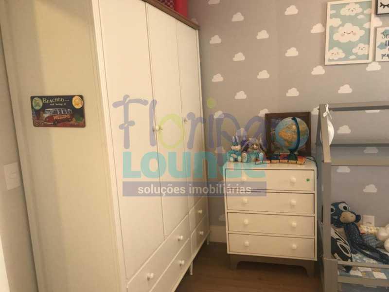 Dormitório - 3 SUÍTES AO LADO DO SHOPPING BEIRA MAR - AGR3AP2050 - 11