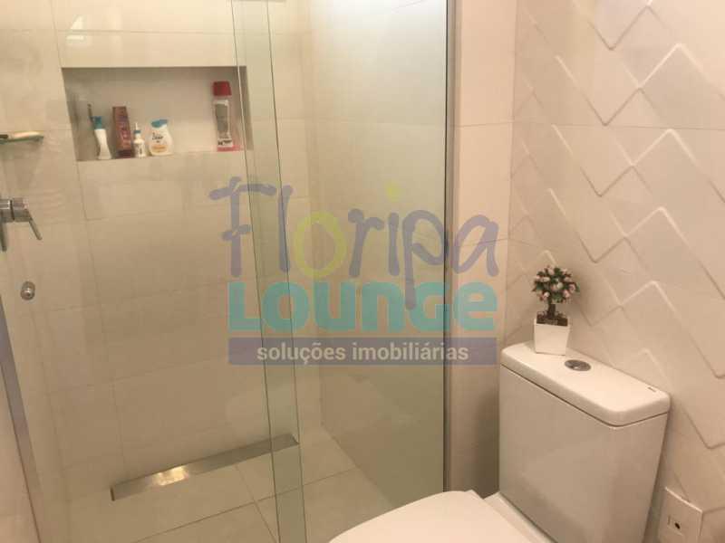 Banheiro - 3 SUÍTES AO LADO DO SHOPPING BEIRA MAR - AGR3AP2050 - 12