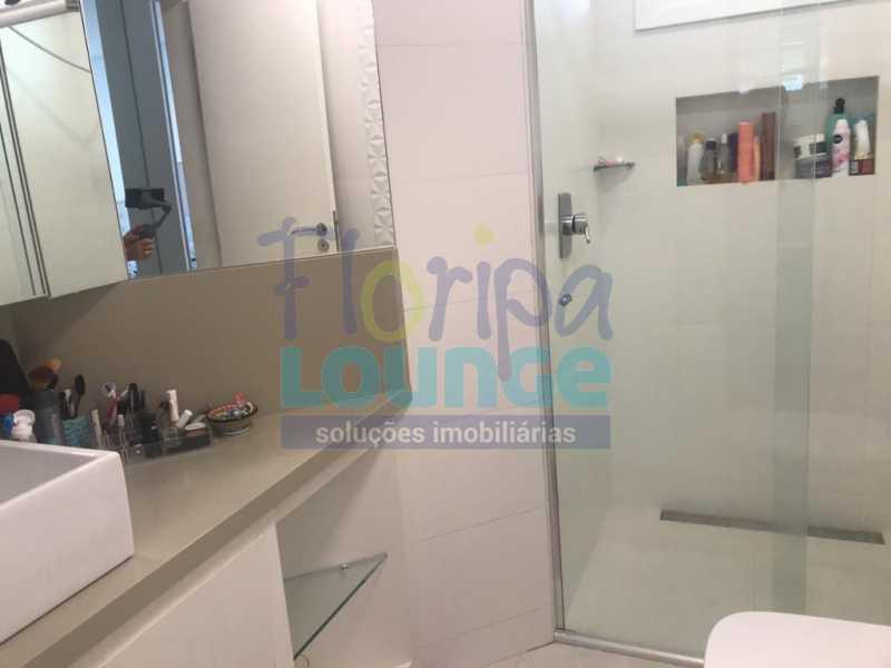Banheiro da suíte - 3 SUÍTES AO LADO DO SHOPPING BEIRA MAR - AGR3AP2050 - 16
