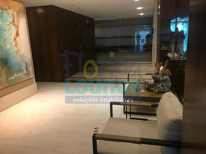Hall de entrada - 3 SUÍTES AO LADO DO SHOPPING BEIRA MAR - AGR3AP2050 - 27