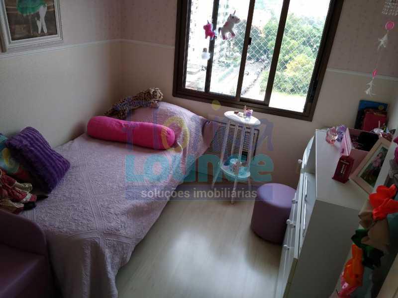 Quarto - Trindade UFSC Cobertura Apartamento - TRI4COB2054 - 8