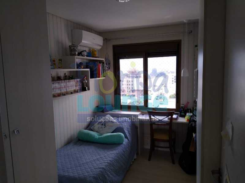 quarto solteiro - Trindade UFSC Cobertura Apartamento - TRI4COB2054 - 9