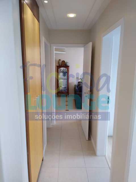 Hall - Trindade UFSC Cobertura Apartamento - TRI4COB2054 - 10