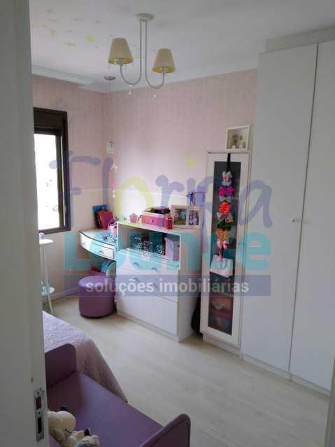 quarto - Trindade UFSC Cobertura Apartamento - TRI4COB2054 - 16