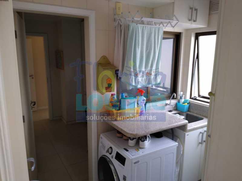 lavanderia - Trindade UFSC Cobertura Apartamento - TRI4COB2054 - 17