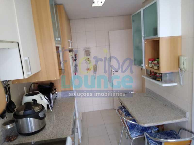 cozinha - Trindade UFSC Cobertura Apartamento - TRI4COB2054 - 18