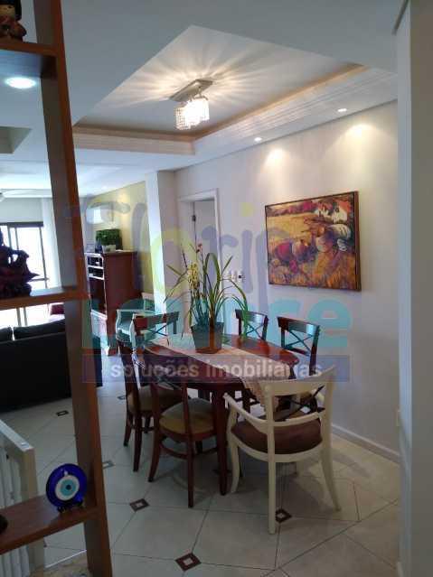 jantar - Trindade UFSC Cobertura Apartamento - TRI4COB2054 - 20