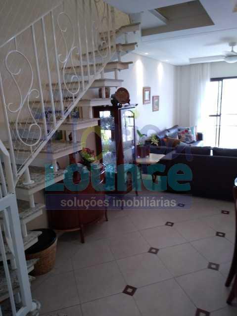 sala - Trindade UFSC Cobertura Apartamento - TRI4COB2054 - 4