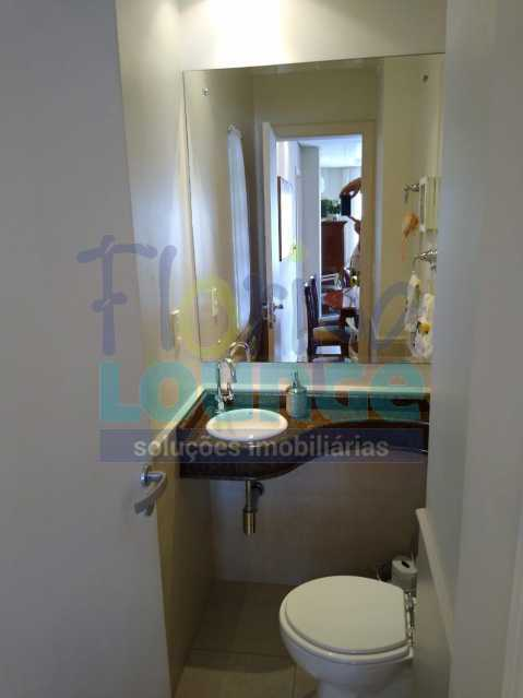 lavabo - Trindade UFSC Cobertura Apartamento - TRI4COB2054 - 21