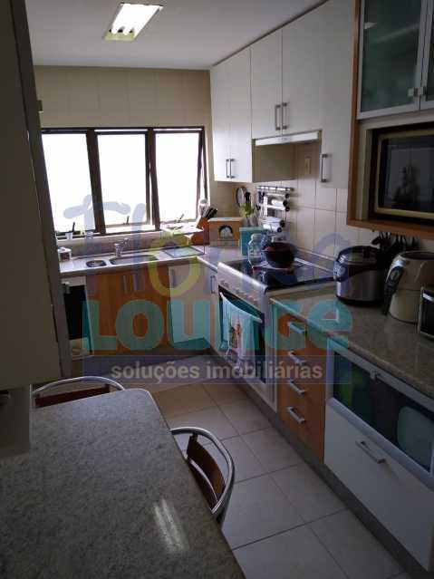 cozinha - Trindade UFSC Cobertura Apartamento - TRI4COB2054 - 5
