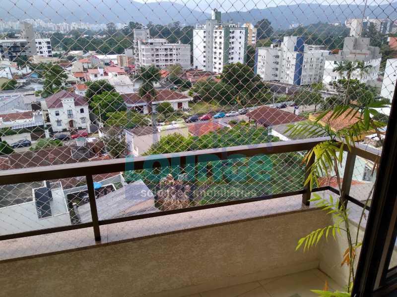 sacada - Trindade UFSC Cobertura Apartamento - TRI4COB2054 - 22