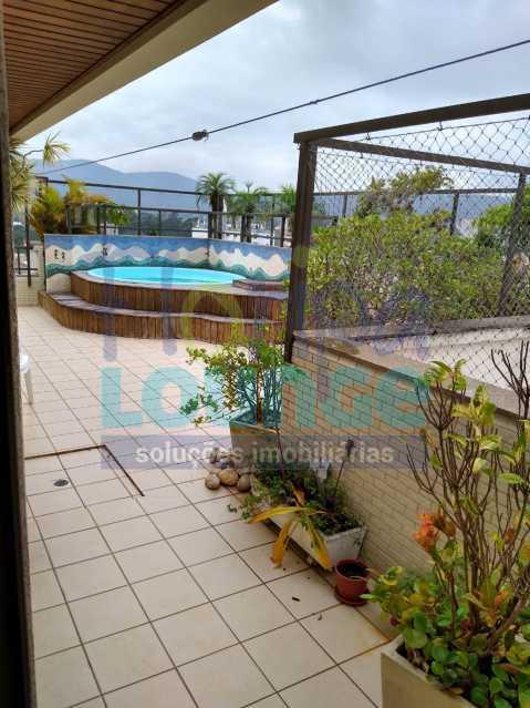 externa piscina - Trindade UFSC Cobertura Apartamento - TRI4COB2054 - 3