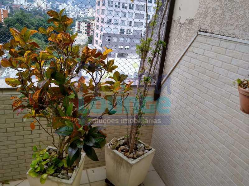 externa - Trindade UFSC Cobertura Apartamento - TRI4COB2054 - 25