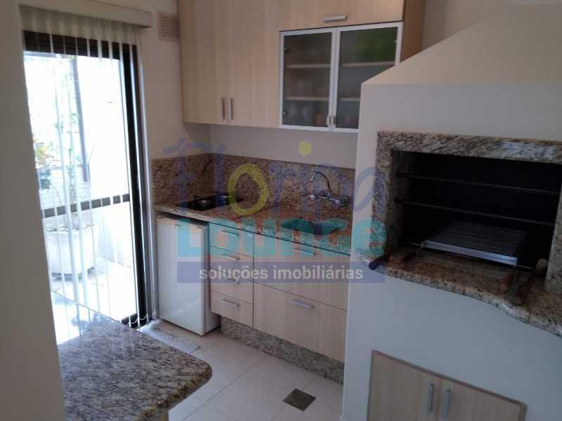 churrasqueira - Trindade UFSC Cobertura Apartamento - TRI4COB2054 - 26